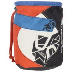 La Sportiva - Otaki Chalk Bag - Pofzakje maat One Size, zwart/rood/wit/blauw