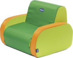Groene Chicco kinderzetel Twist Summer Green