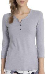 Shirt, 3/4-Arm Calida clematis blue