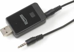 Zwarte Marmitek BoomBoom 50 Bluetooth® audio transmitter Bluetooth: 3.0 +EDR 30 m