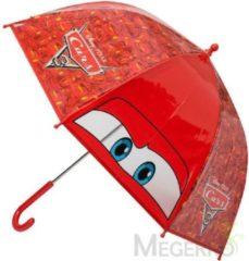 Rode Disney Cars 3 bubble paraplu