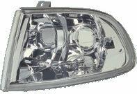 Set Frontknipperlichten Honda Civic 2/3-deurs 1992-1995 - Helder