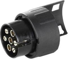 Zwarte Thule adapter voor fietsendrager (7 naar 13 pin) - Achterklepdragers