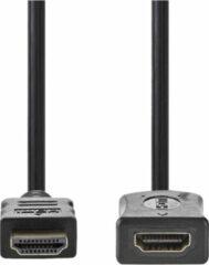 Nedis HDMI Verlengkabel 2 Meter Zwart