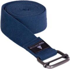 Blauwe Yoga riem yogibelt - 260M blue Yoga riem YOGISTAR