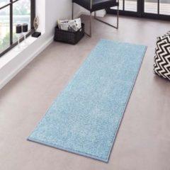 Blauwe Hanse Home Moderne Loper Pure 102618 80x200 cm