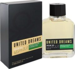 Benetton United Dreams Dream Big - Eau de toilette spray - 200 ml