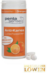Penta-Sense Anti-Karies-Pastillen Orange, 135 Stück