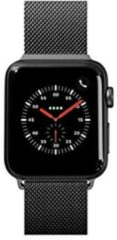 Zwarte Laut Steel Loop for Apple Watch 38mm black