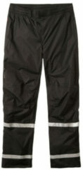 Zwarte Vaude Men's Luminum Performance Pants - fietsjack - mannen - S - black