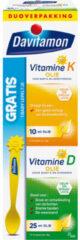 Davitamon Baby - 1ste vitamines - vitamine D en K - 35 ml
