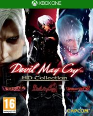 Capcom Devil May Cry: HD Collection - Xbox One