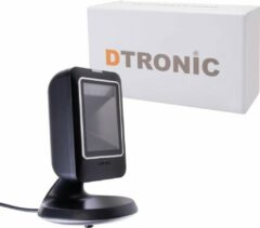 Zwarte Toonbankscanner QR - High Performance CCD | DTRONIC - MP6300