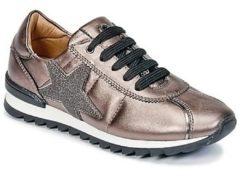 Bruine Lage Sneakers Unisa DONYA