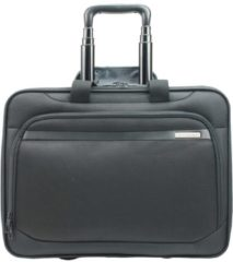 Samsonite Businesstrolley mit 2 Rollen, 17,3-Zoll Laptopfach und Organizer, »Vectura«
