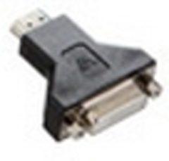 V7 V7E2HDMIMDVIDF-ADPTR kabeladapter/verloopstukje HDMI DVI-D Zwart