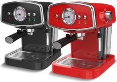 TurboTronic CM22 Espresso Machine Pistonmachine 19 Bar pomp - Zwart