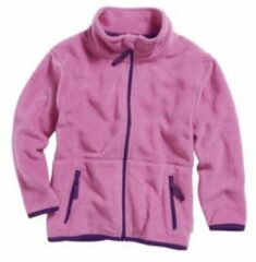 Playshoes - Kid's Fleece-Jacke - Fleecevest maat 80, roze