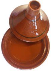 Bruine Marocstore.nl Familie Tajine - Ø 30 cm