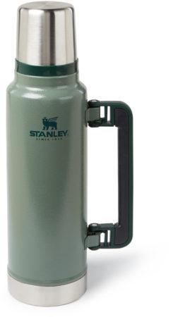 Afbeelding van Groene Stanley PMI Stanley The Legendary Classic Bottle 1,40L - thermosfles - Hammertone Green