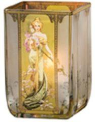 Frühling 1900 Windlicht Artis Orbis Goebel Bunt