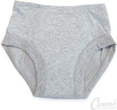 Conni Wasbare Incontinentie Onderbroek Kind - Grijs, Maat 152