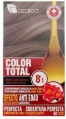 Mustela Azalea Color Total 8,1 Ash Light Blond Hair