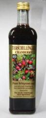 Terschellinger Cranberrysap gezoet bio 750 Milliliter