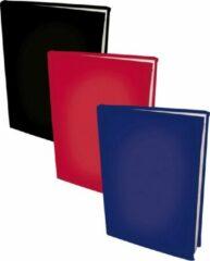 Rode Marceau Jongens pakket 6 Rekbare boekenkaften A4 - 3 stuks