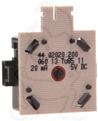 Atag, Pelgrim Schalter (Bedienung mit Druck) für Herd 267949, 88028600