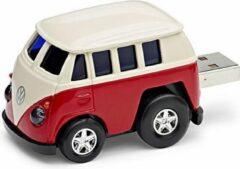 Volkswagen USB-stick - T1 Bulli - 8 GB - rood