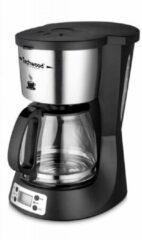 Roestvrijstalen Techwood - Programmeerbare koffiezetter - 1.5 L - 12 kopjes