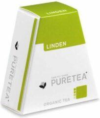 PureTea Pure Tea Linden Biologische Thee - 2 x 18 stuks