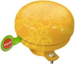Melon bel Mellow Yellow 60mm geel