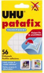 Witte Uhu Patafix 48815 48815 Dubbelzijdige Tape Uhu Patafix Transparant 56 Stuks