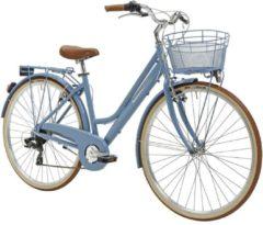 28 Zoll Damen City Fahrrad 6 Gang Adriatica Retro Adriatica blau
