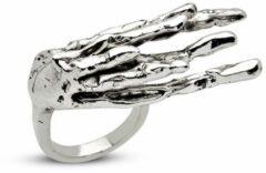 BiggDesign Coral zilveren ring, 925 sterling zilver, handgemaakt, Speciaal kunstenaarontwerp, Damesaccessoires, Designjuwelen, Chique ontwerp, Sea Coral Themed