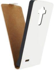 Mobilize MOB-USFCW-G4 mobiele telefoon behuizingen 14 cm (5.5'') Flip case Wit