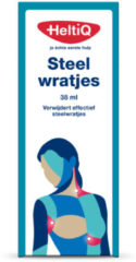 6x Heltiq Steelwratjes 38 ml