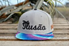Paarse Ilusão Snapback Choice Is Yours