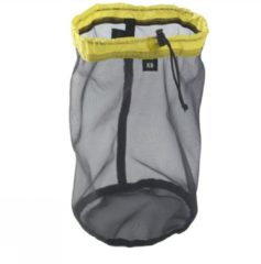 Sea to Summit - Ultra-Mesh Stuff Sack - Pakzak maat XS, grijs/zwart