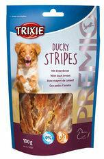 Trixie Dierenartikelen Trixie Premio Hondensnack Ducky Repen 100gr