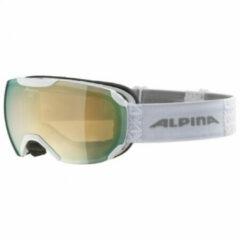 Alpina - Pheos S HM S2 - Skibrillen grijs/beige