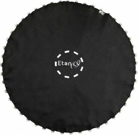 Afbeelding van Zwarte Etan Hi-Flyer Trampoline Springmat - Ø 427 cm / 14 ft - 96 ogen
