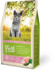 Sam's Field Cat Sterilised - Kattenvoer - 2.5 kg - Kattenvoer