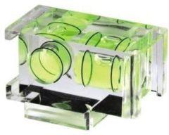 Groene Hama Waterpas voor Camera's - 2 libellen