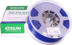 Blauwe ESun PLA+ Blue - 1.75mm - 3D printer filament