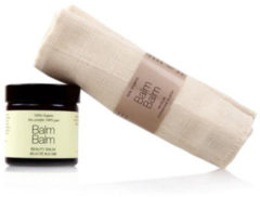 Petit & Jolie Balm Balm Organic Muslin Face Cloths - 3 pack