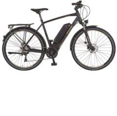 E-Bike Prophete schwarz matt