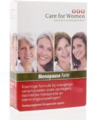 Care for Women Menopause Forte - 30 Capsules - Voedingssupplement